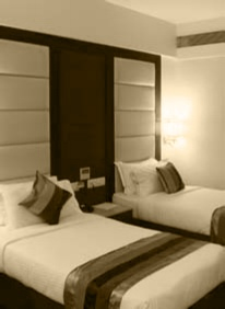 Deluxe Rooms @ Hotel Le Grande Residency